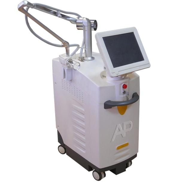 Лазерная шлифовка CO2